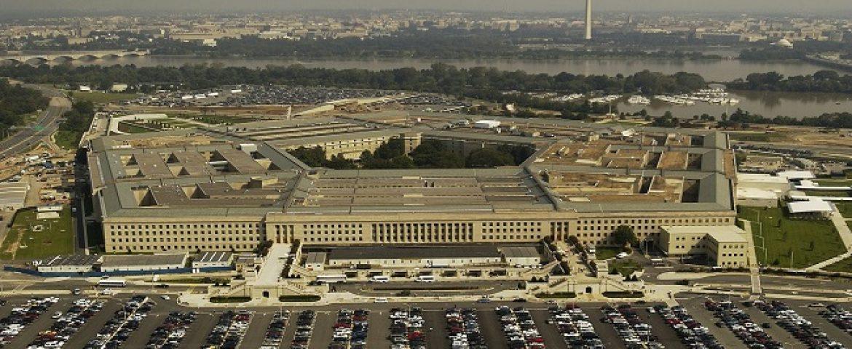 Pentagon awards Microsoft $10 Bn 'War Cloud' Deal