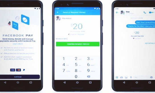 Facebook Launched Unified Payment System for Messenger, Instagram, WhatsApp
