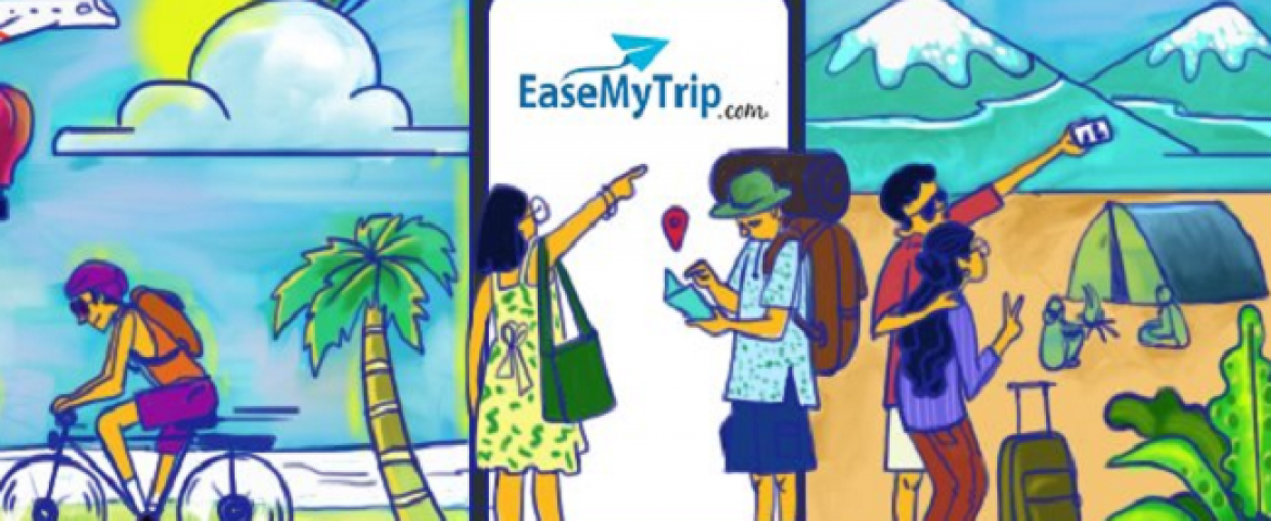 Travel Firm EaseMyTrip Files for IPO
