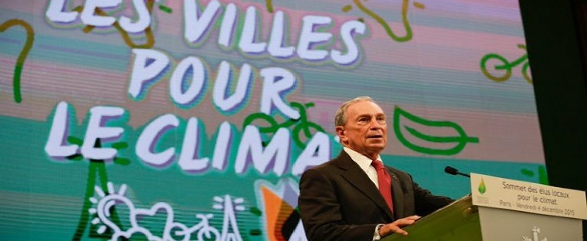 Bloomberg Smashes Campaign Spending Record