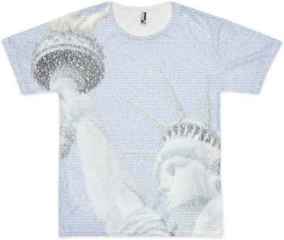 Fusion T-shirt Liberty Declaration