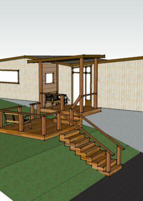 New Deck Design