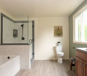 Bathroom Remodeling by Eugene Contractor in Creswell