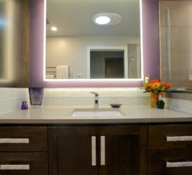 Remodeled Bathroom Vanity