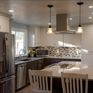 Remodeled Levrets Kitchen