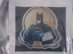 Batman Cake Pan