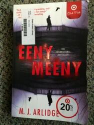 Book Eeny Meeny by M.J. Arlidge