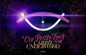Carrie Underwood: The Cry Pretty Tour 360 (Feat. Maddie & Tae and Runaway June) @ Intrust Bank Arena | Wichita | Kansas | United States
