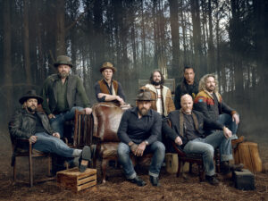 Zac Brown Band: The Owl Tour Spring 2020 (Feat.  Amos Lee, Poo Bear And Sasha Sirota) @ The Sprint Center