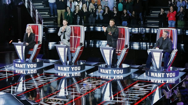 The Voice 18 recap: Nick Jonas parachutes in and fights John Legend over contestant everyone wants