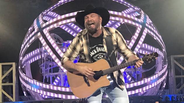 "Garth Brooks teases ""historic"" upcoming Stadium Tour stops"