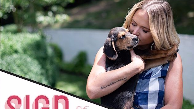 Miranda Lambert celebrates Valentine's Day with MuttNation Foundation grants to help shelter pets