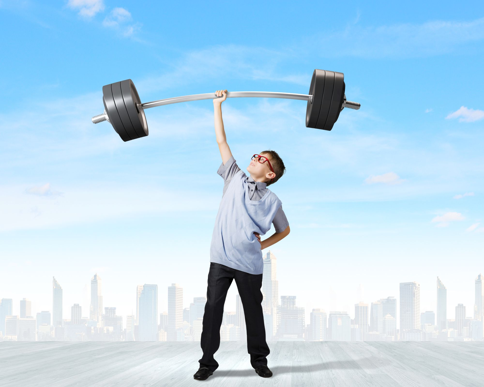 Can Children Lift Weights Safely?