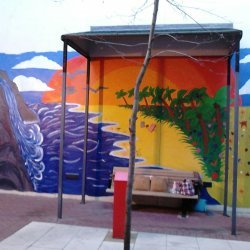 Inspiration Outdoor Mural