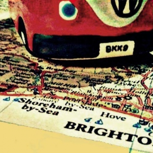 Jess squires -Brighton:  I believe I am  the driver in my journey though life and not just a passenger.
