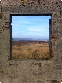 """Gareth Stevens - South Wales:  """"Beyond the shadow of the wall my mind is alive,i am there, really there""""..."""