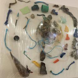 Plastic Rubbish Labyrinth