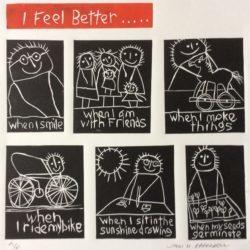 I feel better x 6
