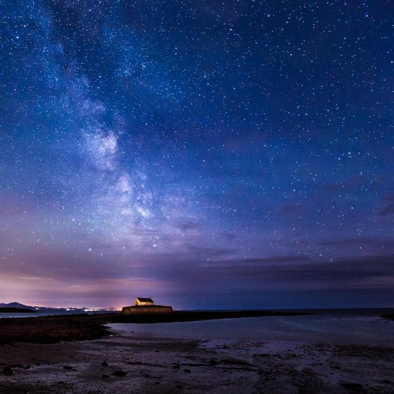 Carole Baker - The Milky Way