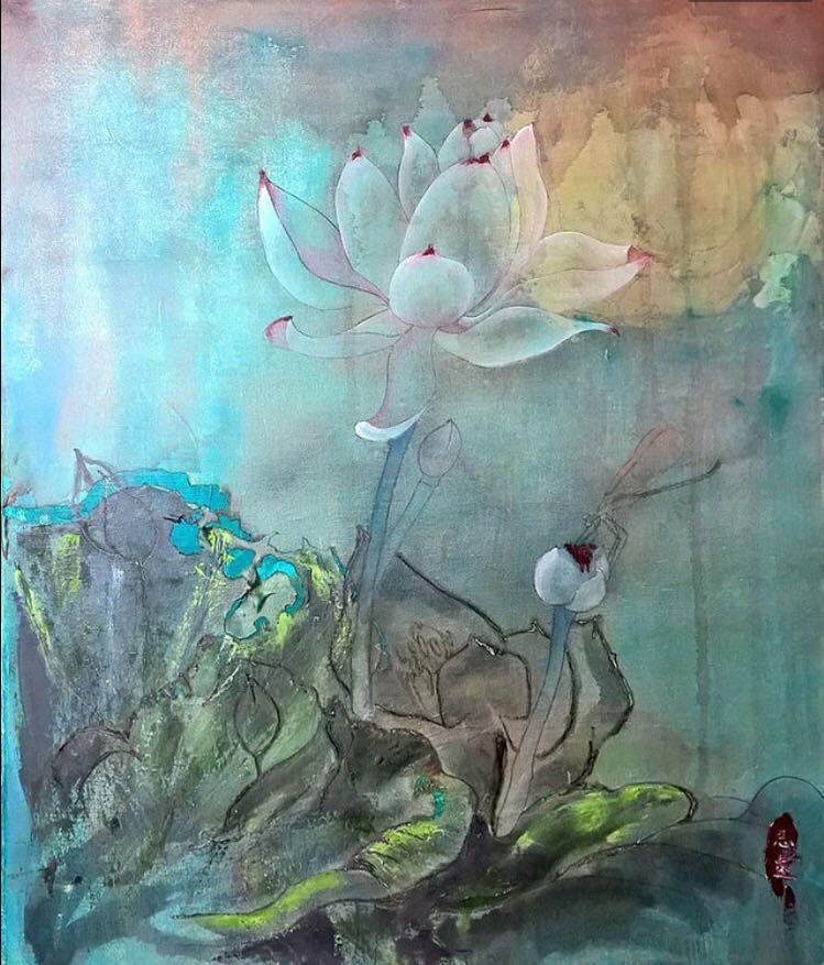 Siyuan Ren - Rising from silt