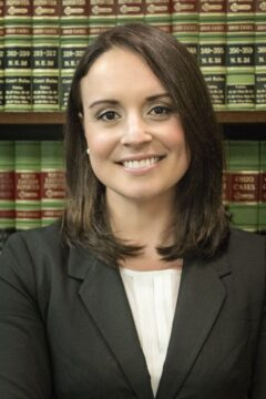 Clerk of Courts Amber Zibritoskyh