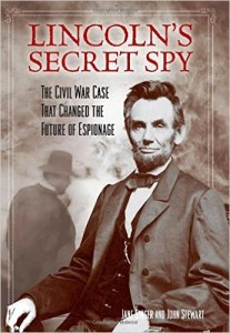 Lincoln's Secret Spy