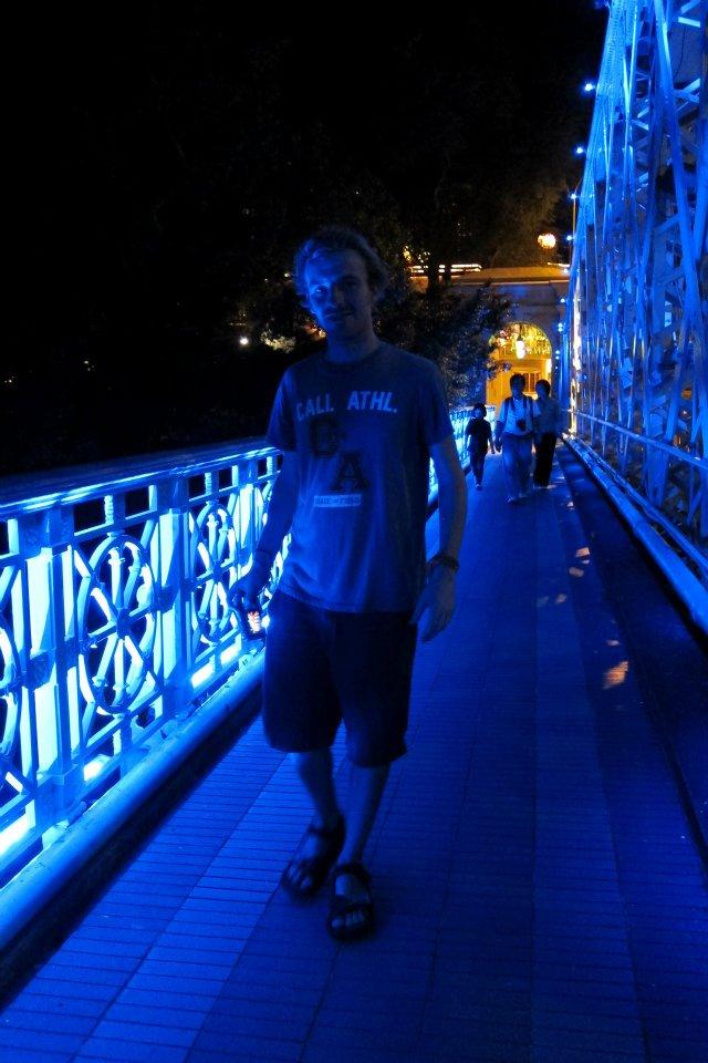World Colours - Blue 1