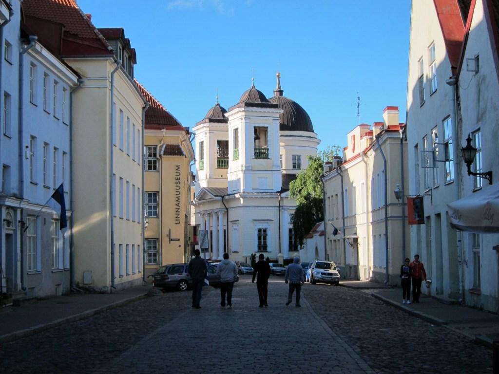 Vene, Tallinn