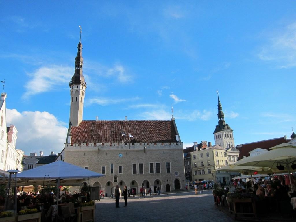 Raekoja plats Tallinn