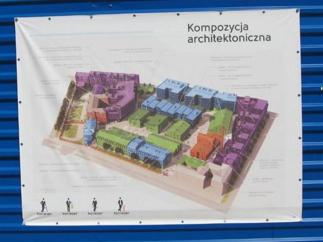 Koneser development proposal