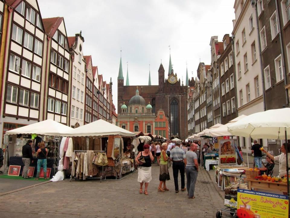 Gdansk St Dominic's Fair