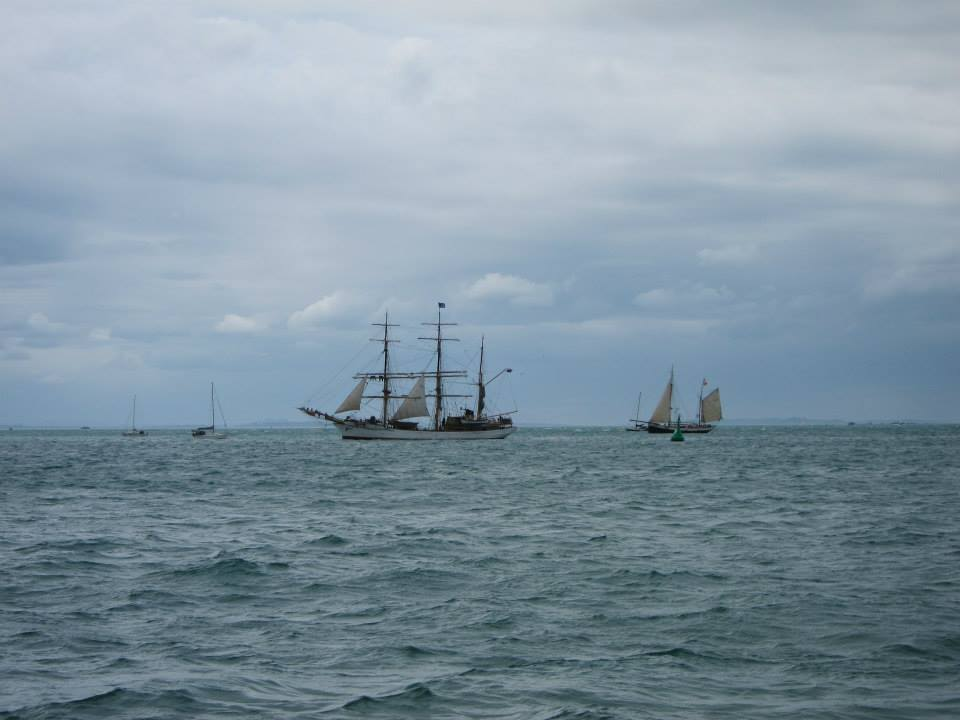 travel quotes about tall ships