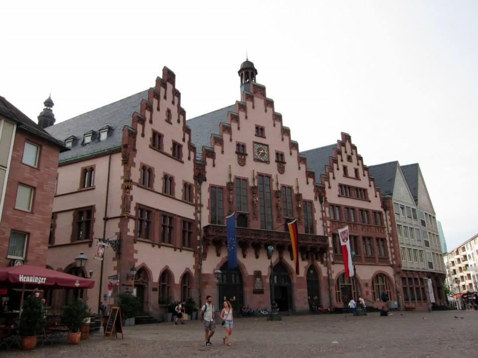 Frankfurt Romerberg