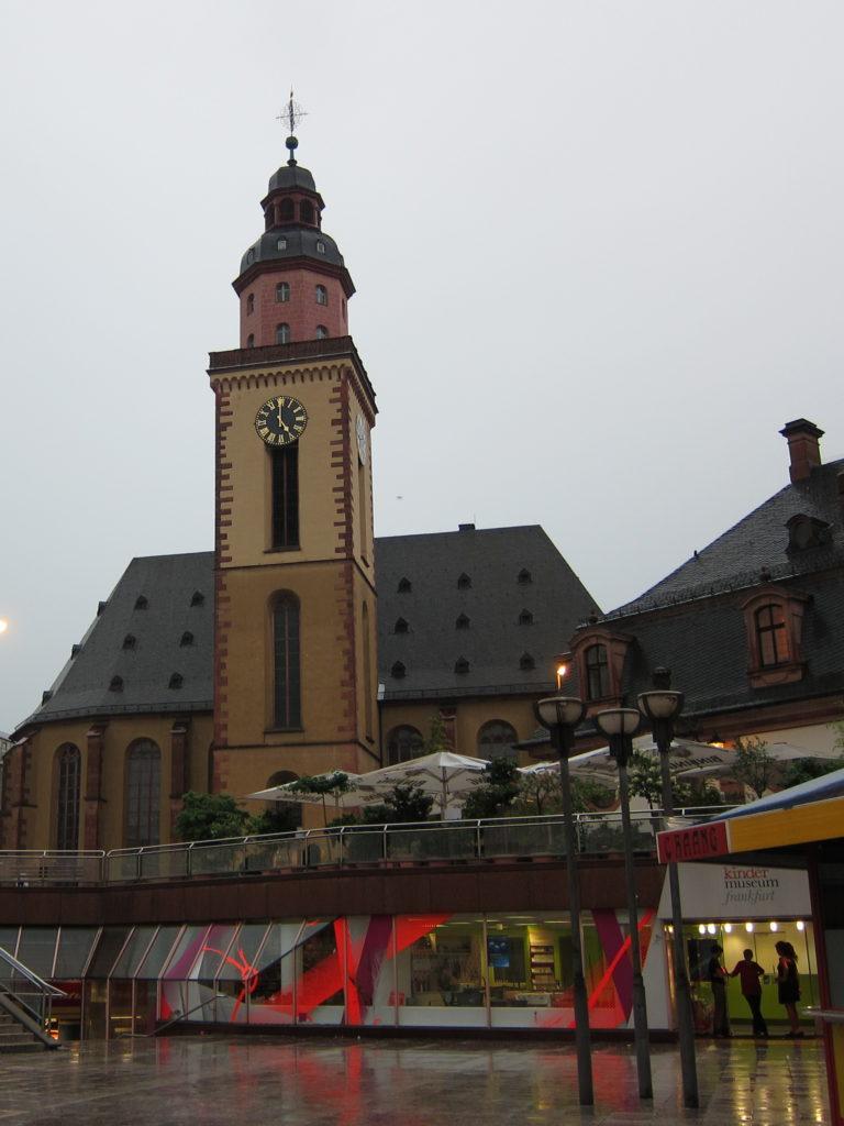 Frankfurt Hauptwache