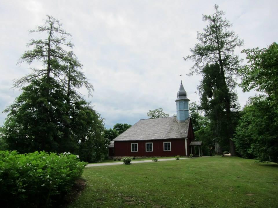 Turaida church