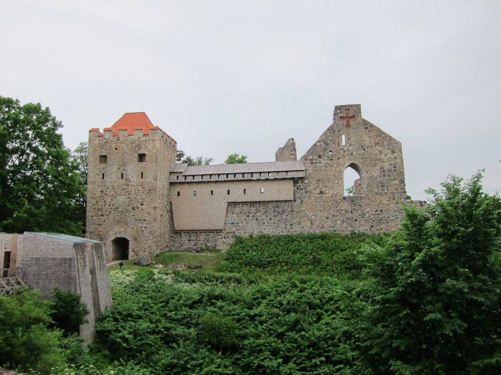 Sigulda mediaeval castle