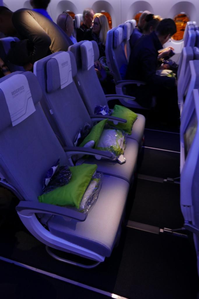 Finnair A350 Economy Comfort