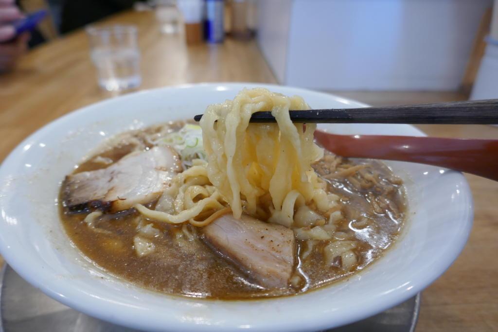 Menya Shichisai Tokyo