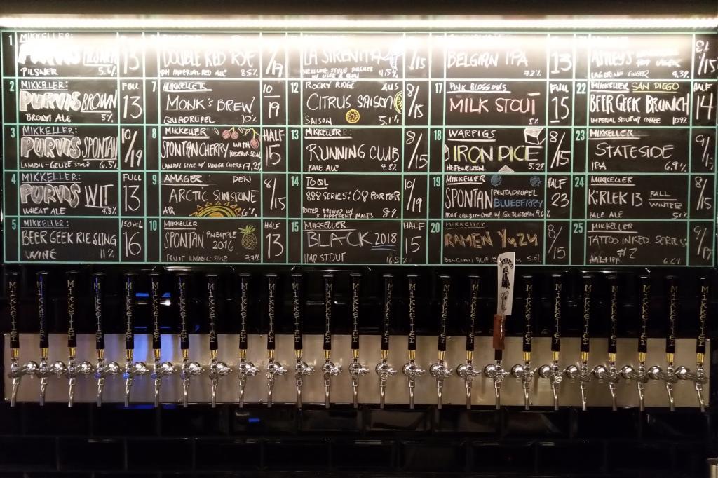 Singapore craft beer