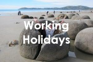 working holidays image