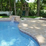 Pavers Patio and Pool Surround