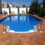 stamped concrete contractor nj