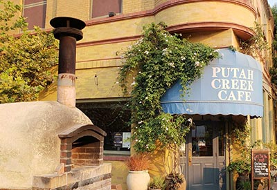 Putah Creek Cafe, Winters