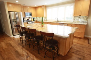 Custom cabinets in Ojai valley