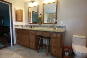 walnut cabinets in Ventura county