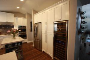 flush fit custom cabinets