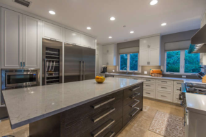 custom kitchen cabinets in lake sherwood