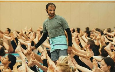 Sharath is coming to LA: May 16 – 21