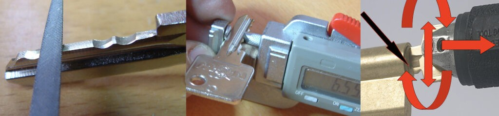class on impressioning technique open locks non-destructively