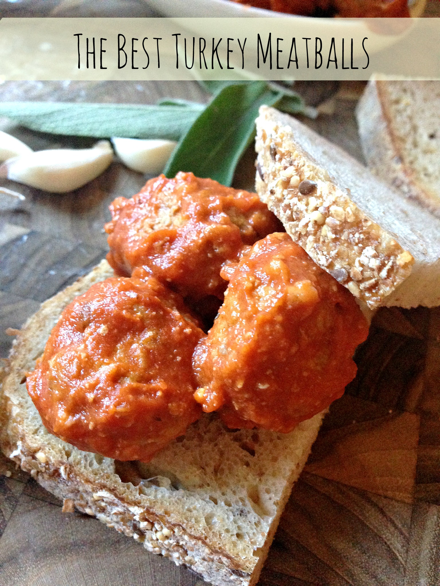 The Best Turkey Meatballs